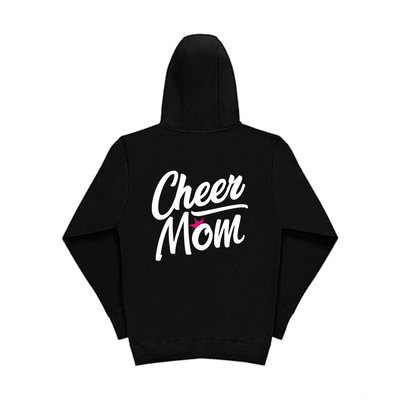 SG Cheer Mom zipper hoodie