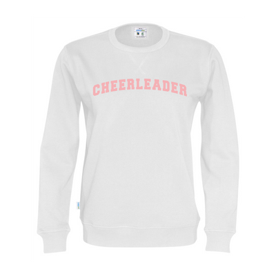 Cottover Cheerleader bent sweatshirt (organic)