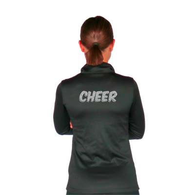 Skillz Gear Fearless jacket with Cheer print