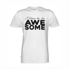 Cottover Time to be Awesome t-shirt (organic)
