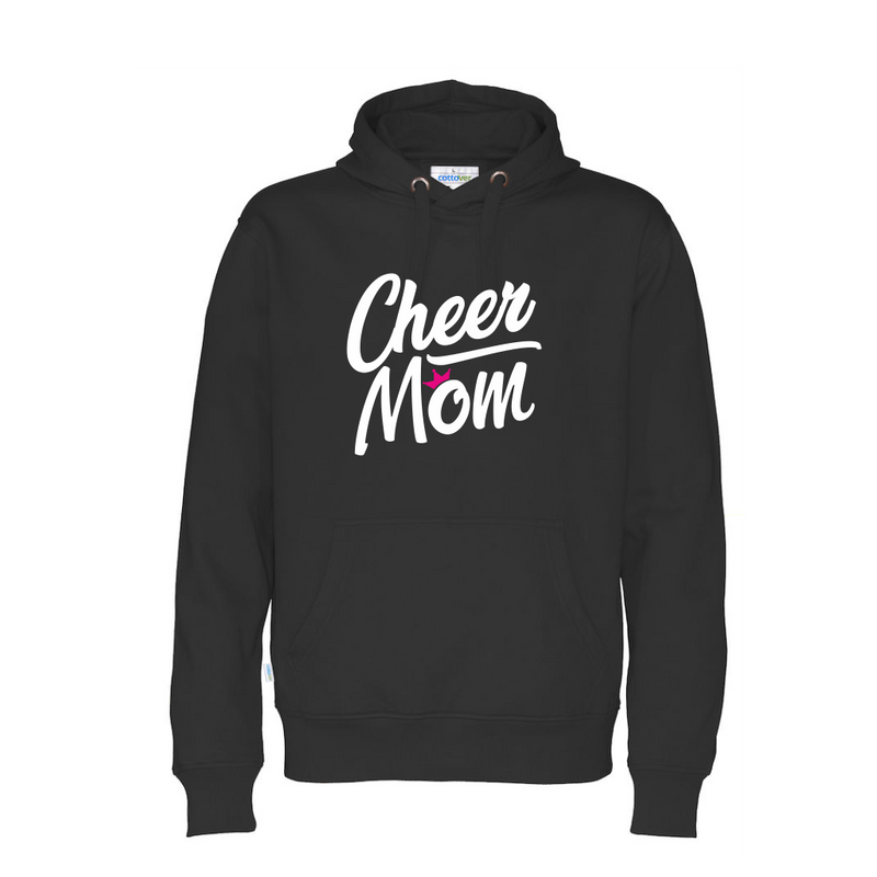 Cottover Cheer Mom hoodie (organic)
