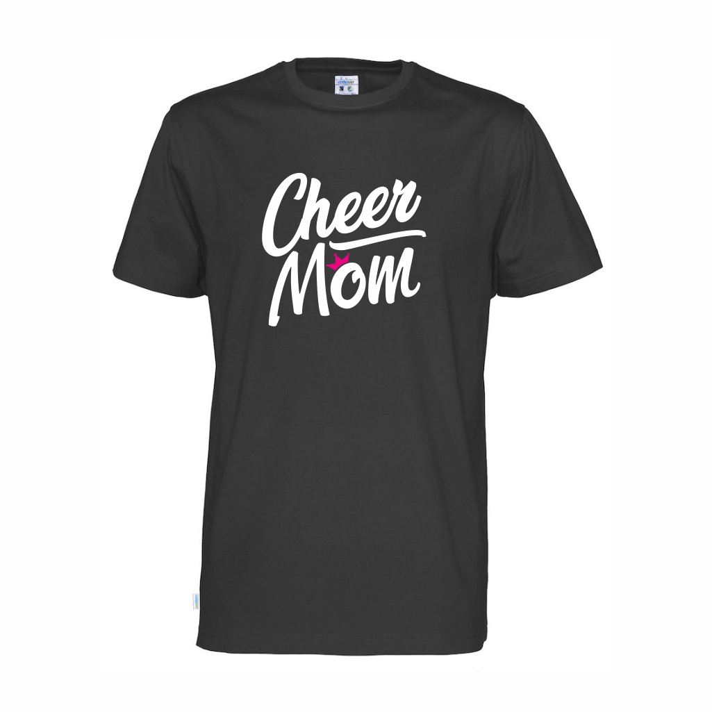 Cottover Cheer Mom t-shirt (organic)