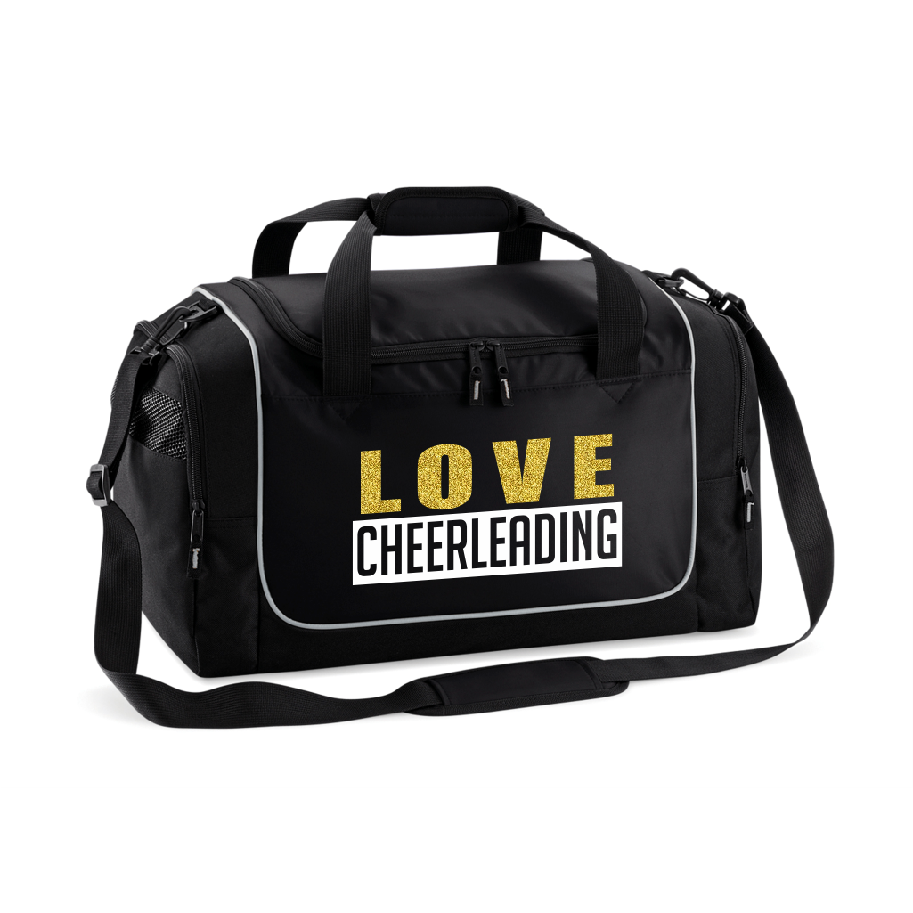 LOVE CHEERLEADING sports bag 30L