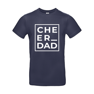 CHEER_DAD t-shirt