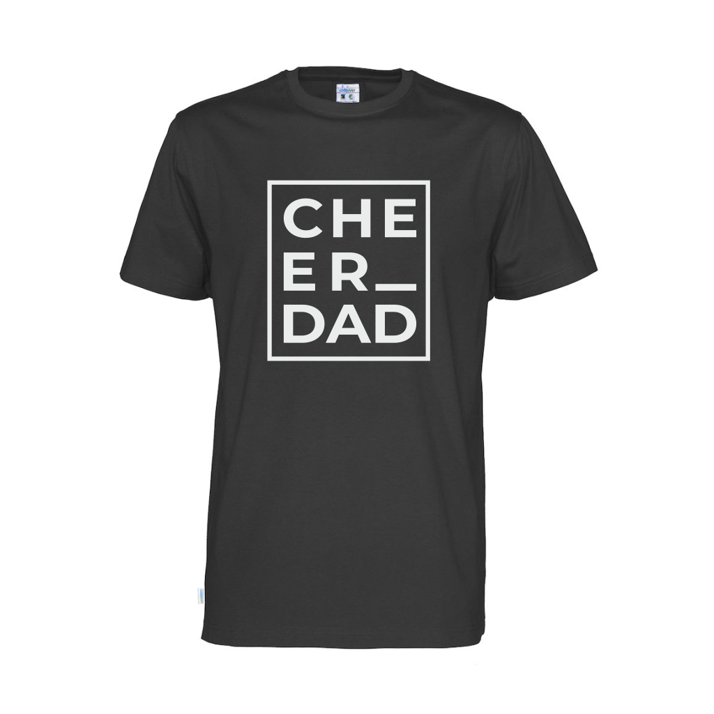 Cottover CHEER_DAD  t-shirt (organic)