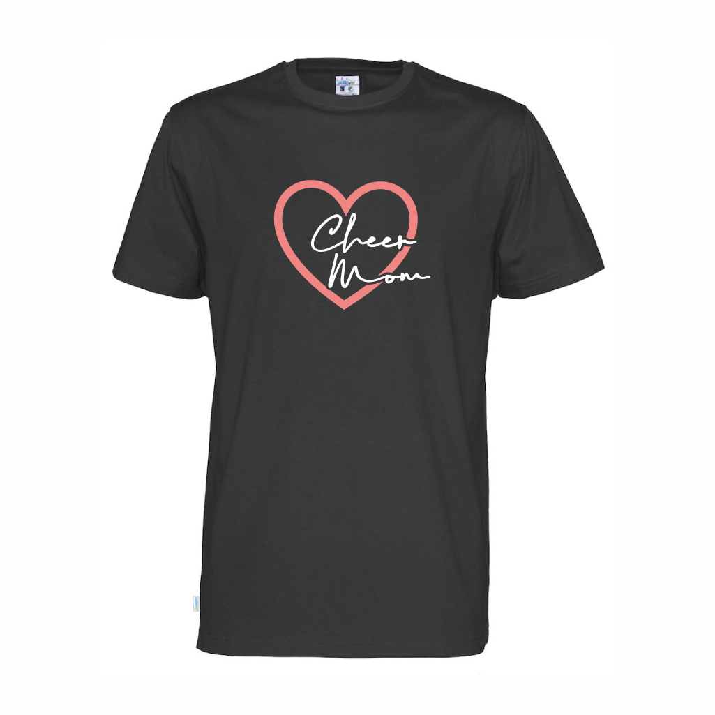 Cottover Cheer <3 Mom t-shirt (organic)