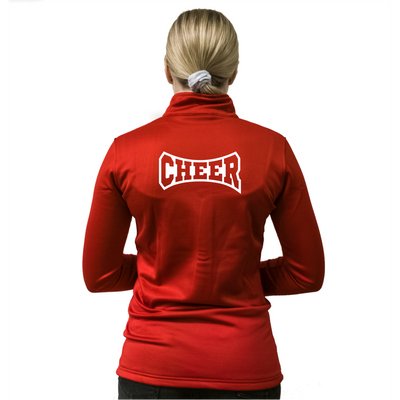 Skillz Gear Invincible jacket with CHEER print