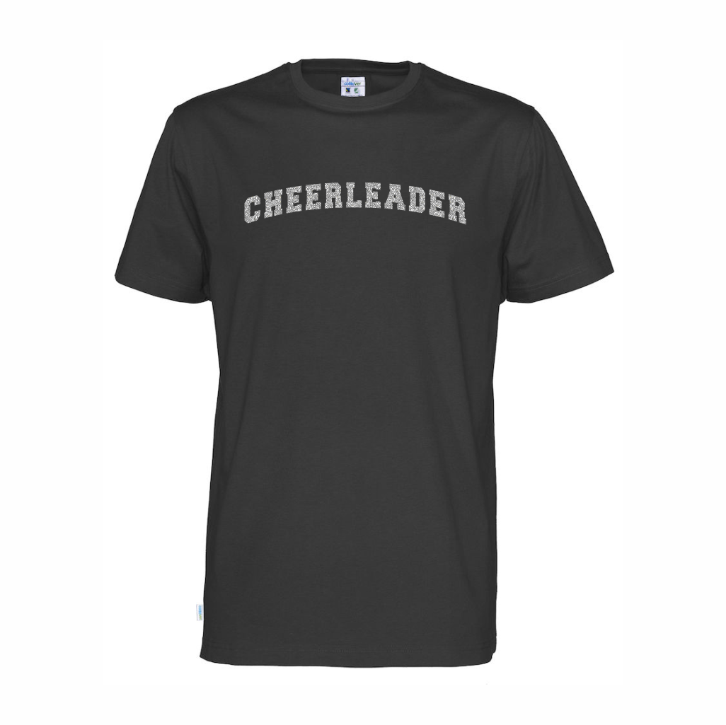Cottover Cheerleader bent t-shirt (organic)