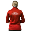 Skillz Gear Invincible jacket with Love Cheerleading print
