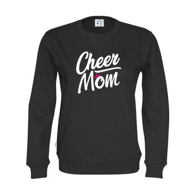 Cottover Cheer Mom sweatshirt (organic)