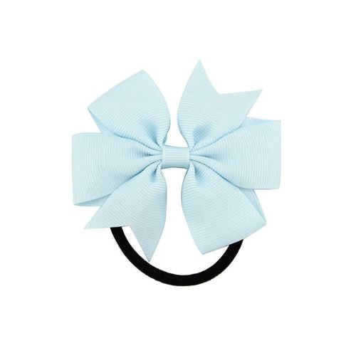 Double bow hair tie