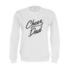 Cottover Cheer Dad sweatshirt (organic)