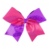 Dotted Sparkle hair bow