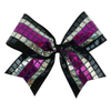 Square hair bow
