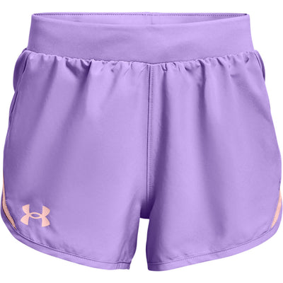 Under Armour Fly By girls' shorts