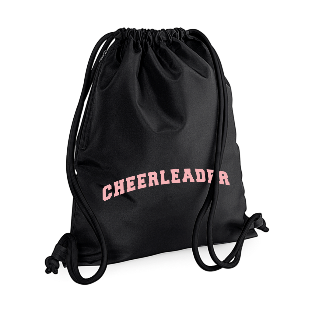 Cheerleader bent gymsack