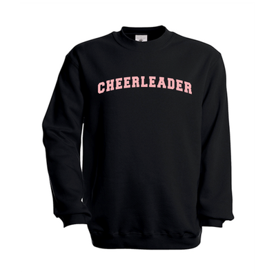 B&C Cheerleader bent sweatshirt