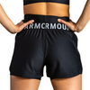 Under Armour Play Up Solid girls' shorts