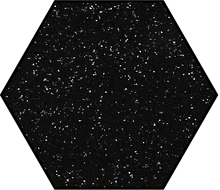 Load image into Gallery viewer, Obsidian Black Extra Fine Cut Ecoglitter