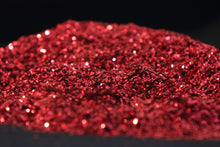 Load image into Gallery viewer, Red Delicious Medium Cut Ecoglitter