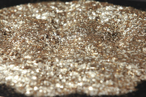 Golden Sand Medium Cut Ecoglitter