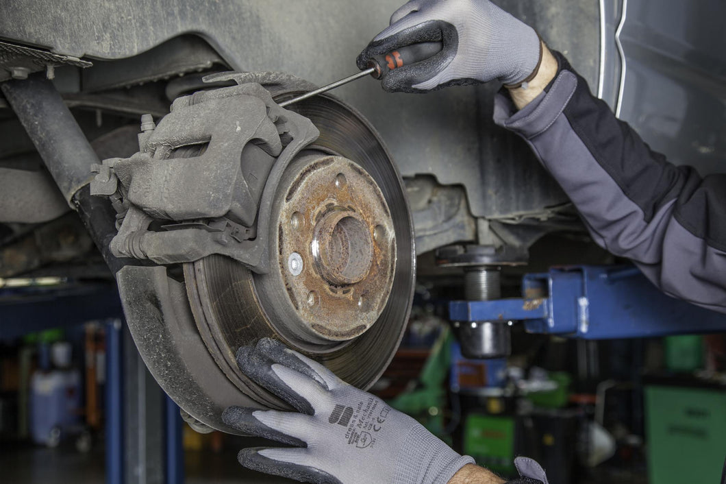 Get $50 Off 4-Wheel Brake Services