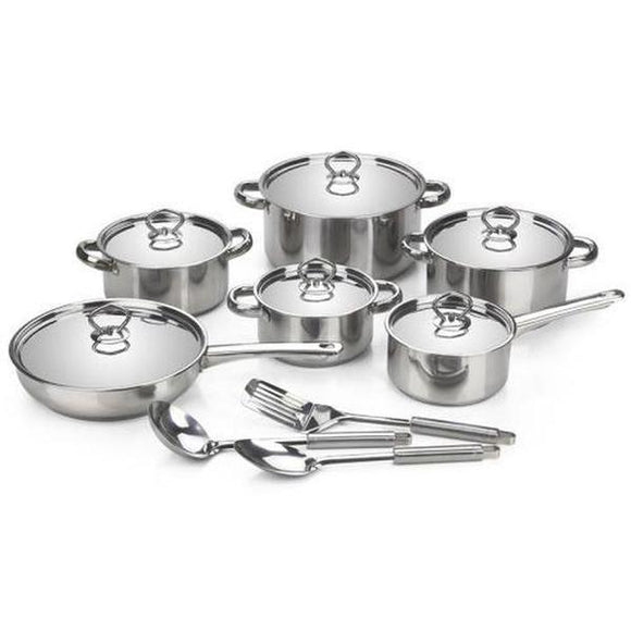 Dolphin - 15 piece Cookware Set