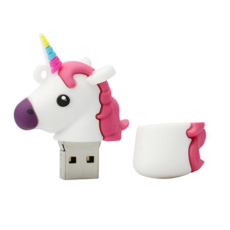 Unicorn USB; White; 8GB