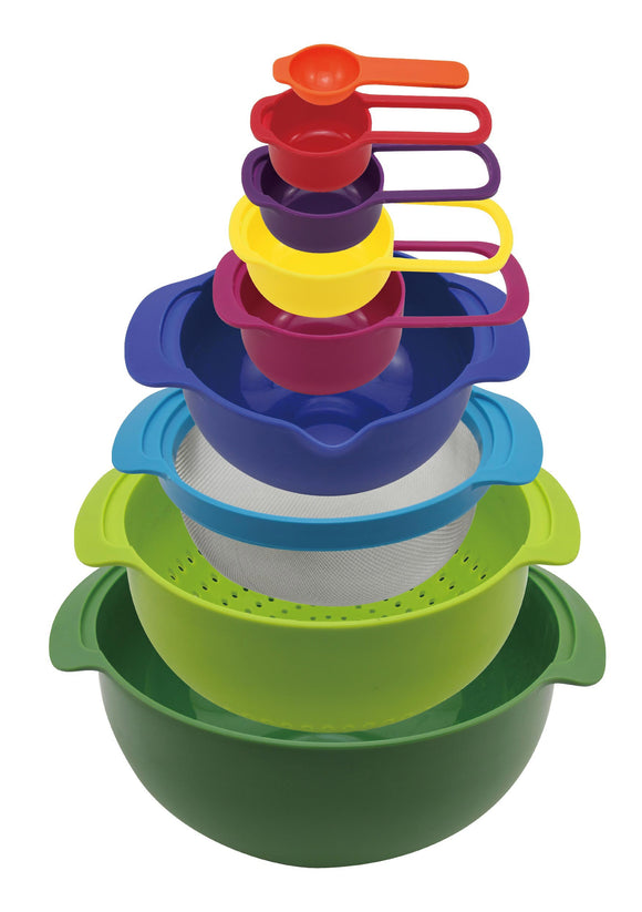 Kitchen Bowl Set 9 pc