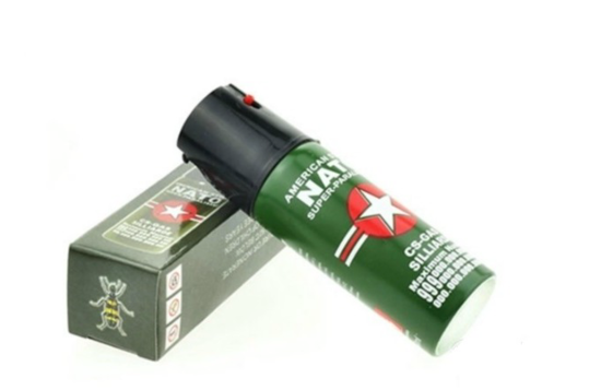 Nato Pepper Spray