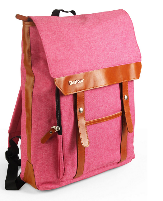 Dasfour - Strap Detail backpack - Pink