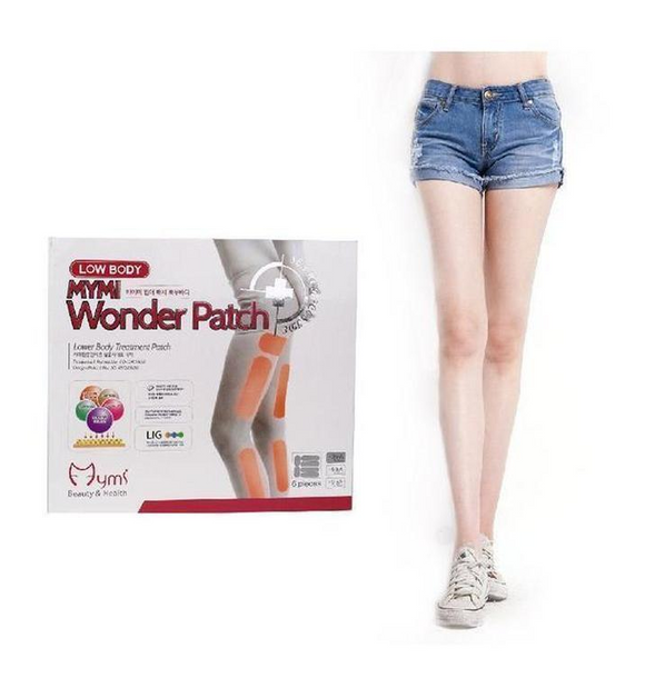 Wonder Patch for Legs Lower Body Slimming Patch