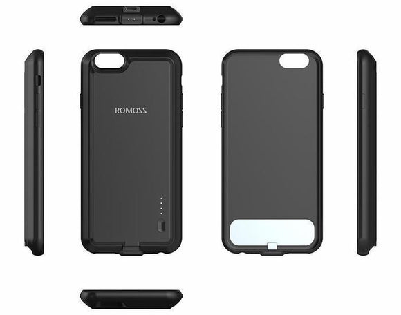 Romoss ENCASE Power Bank 6P 4000mAh - Black