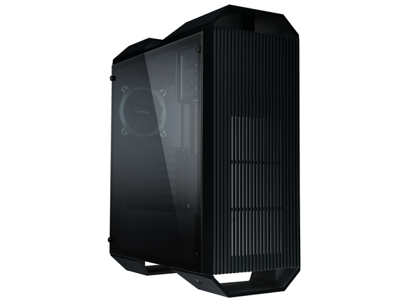 Raidmax Monster II Prime RGB LED Tempered Glass Side (GPU 400mm) ATX Gaming Chassis Black