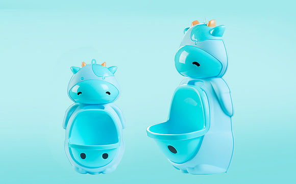 New Baby Urinal - Purple/Blue/Green