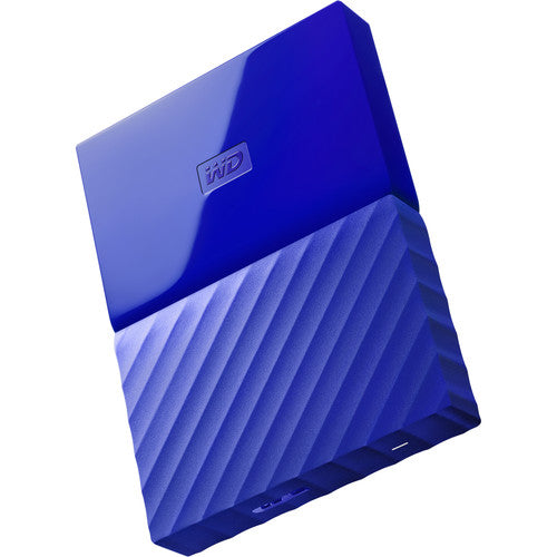 WD MyPassport 1TB 2.5 USB3.0 Blue