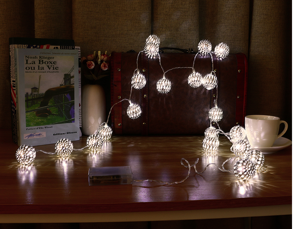 Ball String Lights LED Fairy Lights