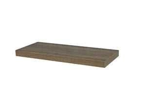 Juno Shelves - Floating Medium - Wood Wash - New