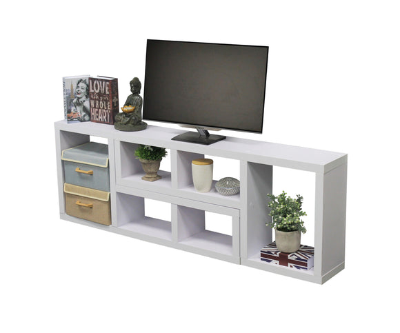 Juno Shelves - FlexDesign - Set of 2 - White