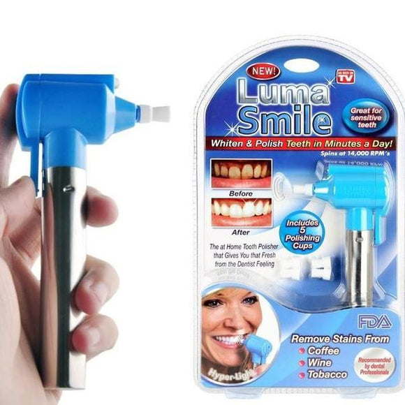 Luma Smile - Teeth Polish Whitening System