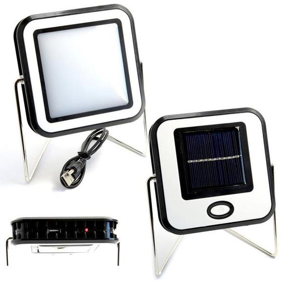 Solar Zoom Camping Light