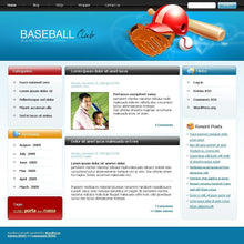 25752-WordPress Themes - GoWebBaby.Com