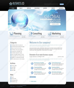 27910-WordPress Themes - GoWebBaby.Com