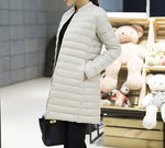 Woman Spring Padded Warm Coat Ultra Light - Recon Fashion