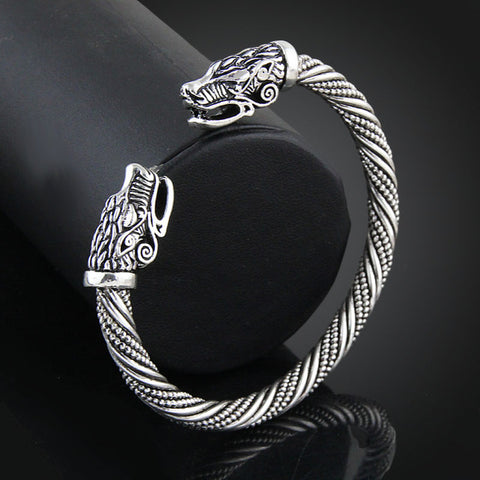 Teen Wolf Head Bracelet - Recon Fashion