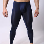 Sleep Bottoms men sexy Sheer Long Pants - Recon Fashion