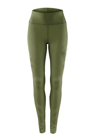3 Colors Army Green Sporting Leggings Clothing - Recon Fashion