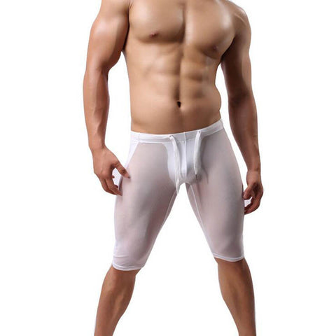Mens sheer pajamas brand-clothing transparent - Recon Fashion