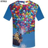 KYKU Brand T-shirt Russian Funny War Bear| Different Themes T-Shirts - Recon Fashion