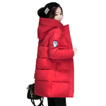 Women winter hooded jacket - Recon Fashion